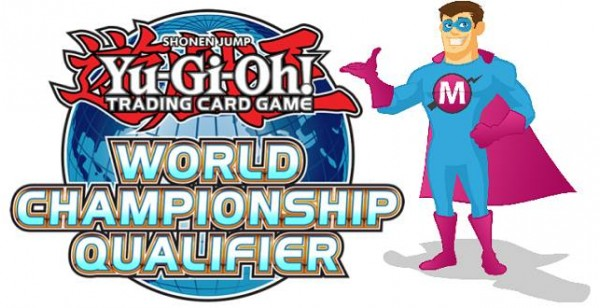 Illustration of the event WCQ Yu-Gi-Oh! World Championship Qualifier Régional 2018